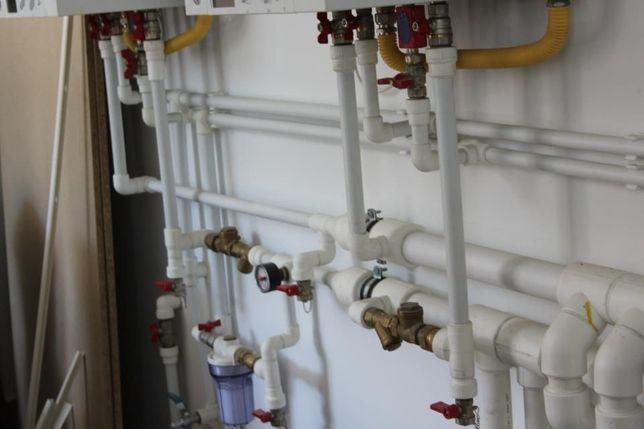 Instalator instalatii termice și sanitare