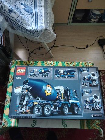 Лего техник бетонобьркач