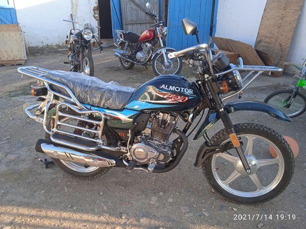 Мотоцикл , маркасы алматор