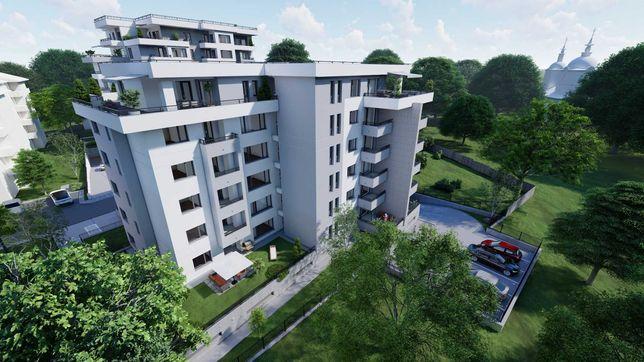 Apartament 3 camere cu gradina parter