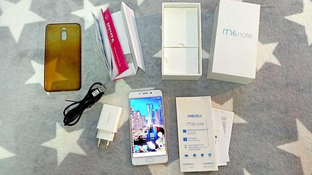 Продам телефон MEIZU M6 Note Golg