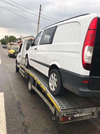 Tractari Auto NON-STOP în România,Bulgaria și Grecia