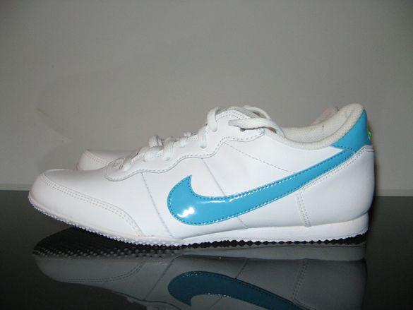 Нови детски маратонки Nike Racer Leathe - 38,5