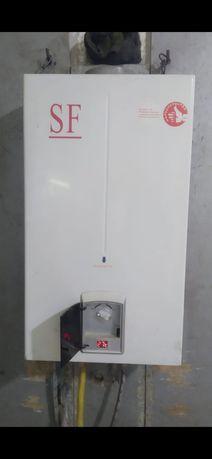 Газовая колонка автомат