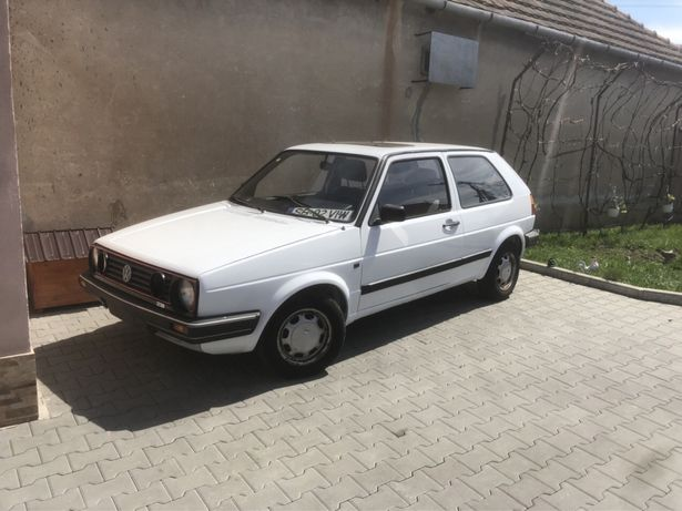 Volkswagen Golf mk 2 1991