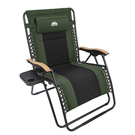 Кресло шезлонг складное, отдых рыбалка бассейн сад кемпинг