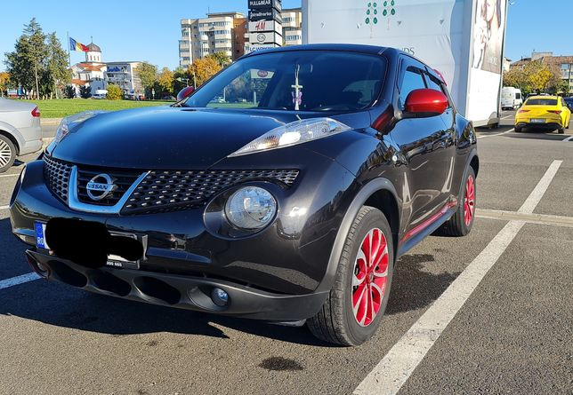 Nissan Juke Unic Proprietar Km reali