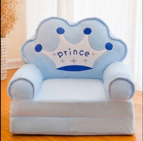 Кресло -диван для мальчика от 0 месяцев.
