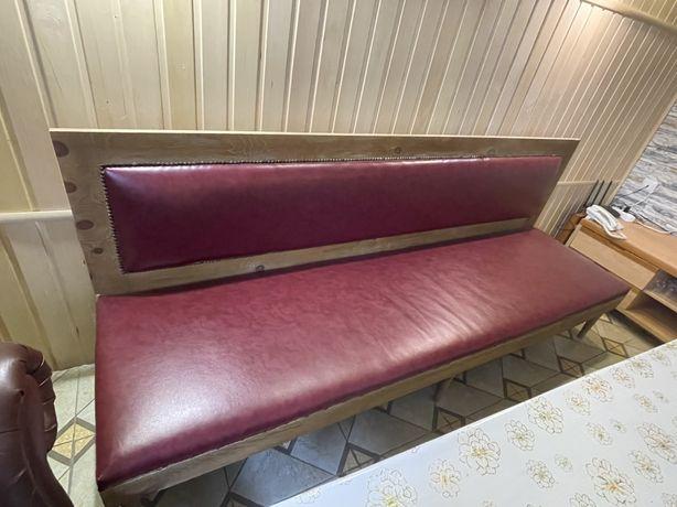 Продам диван, отлично подойдет в сауну в баню