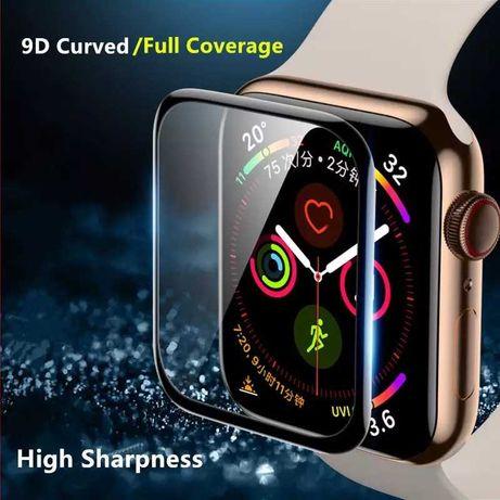 Стъкло Стъклен Протектор Apple Watch 1 2 3 4 5 6 SE 38 40 42 44 мм