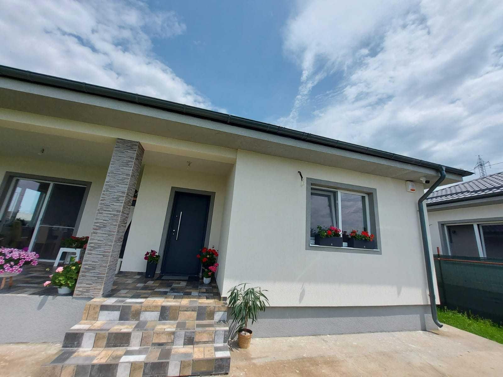 Casa parter+pod Dragomiresti-Sabareni teren 420 m2