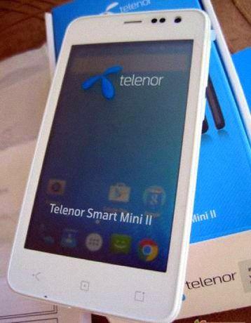 Telenor Smart Mini II