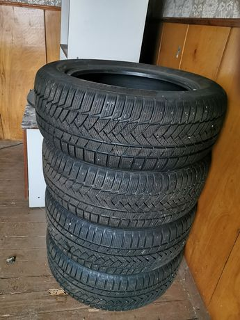 Промоция! Зимни гуми  Continental 225/55/17 топ!