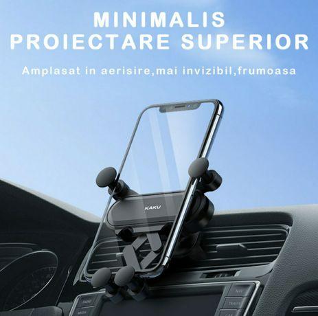 Suport Auto pentru Telefon Prindere Ventilatie