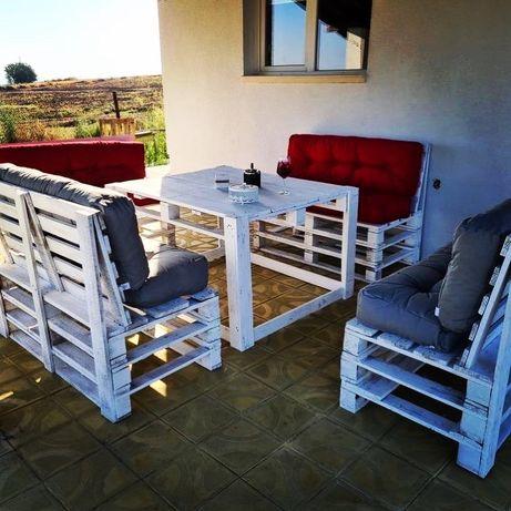 Мебели от палета