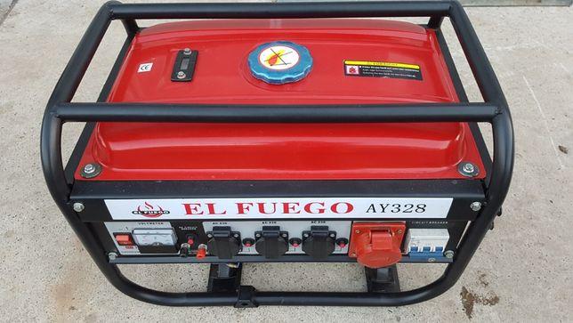 Generator curent ,2,2 KW, EL Fuego AY 328,