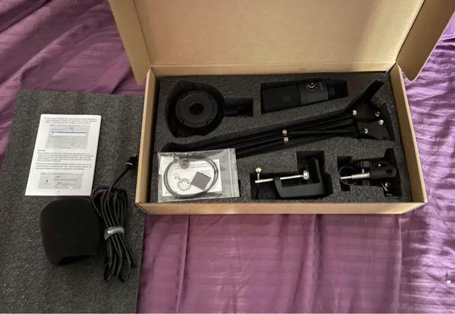 Микрофон Fifine T669 Полный комплект Идеал Коробка