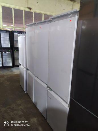 Нов хладилник с фризер за вграждане Привилег/Privileg 263 литра