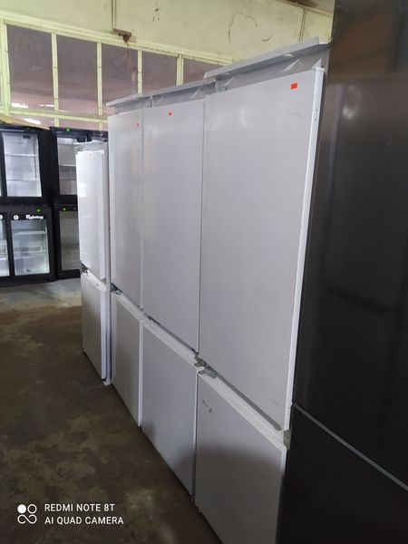 Нов хладилник с фризер за вграждане Привилег/Privileg 263 литра гр. Карнобат - image 1