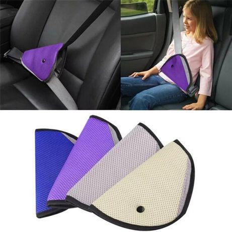 Триъгълници за автоколан за деца,различни цветове-нови
