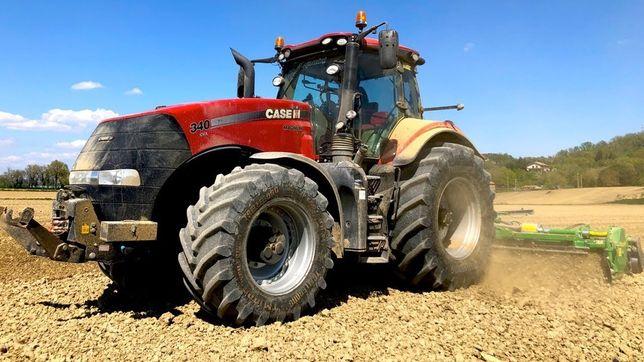 Prestari servicii agricole profesionale