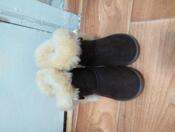 Обувь детская зим