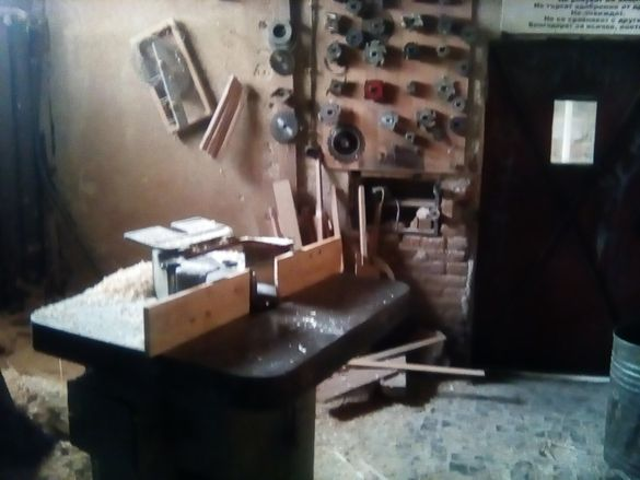 Дърводелски машини