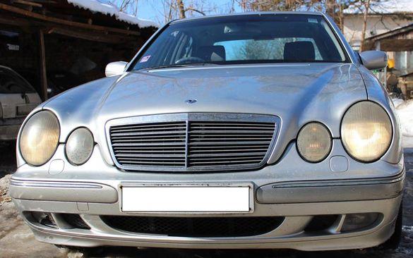 Mercedes W210 E220 CDI седан фейслифт НА ЧАСТИ / Мерцедес В210