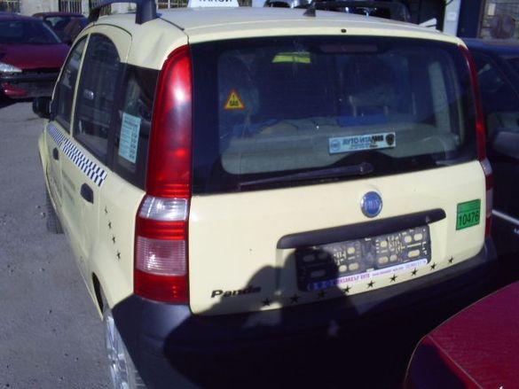 Фиат Панда 2006 1,1 куб 55 к.с