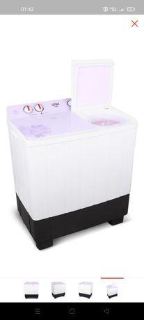 Продается стиралный машина полавтомат 8кг 48000т