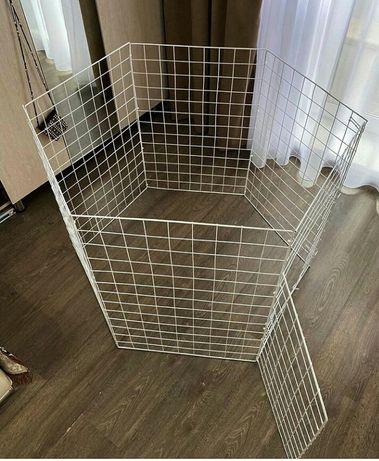 Вольер, манеж, клетка для собак, бесплатная доставка в Кызылорду