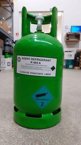 Freon r404a certificat calitate conformitate refrigerant gaz butelie.