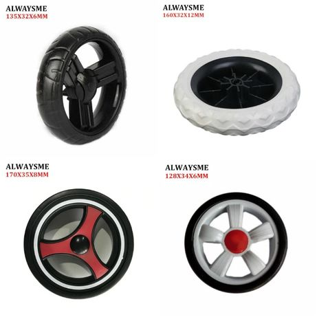 Резервни колела за детски бебешки колички