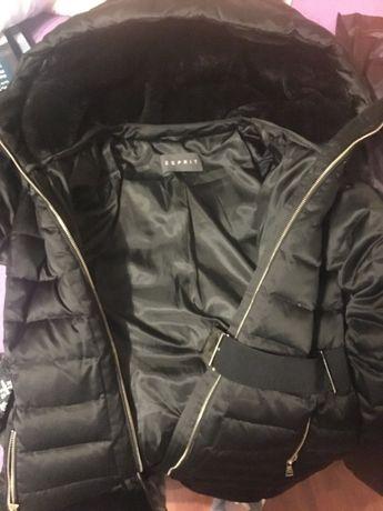 Ново дълно яке Еsprit - гъши пух и пера и яке Pull and Bear и Montegr