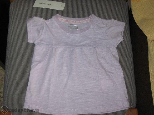 Детска блузка Reserved
