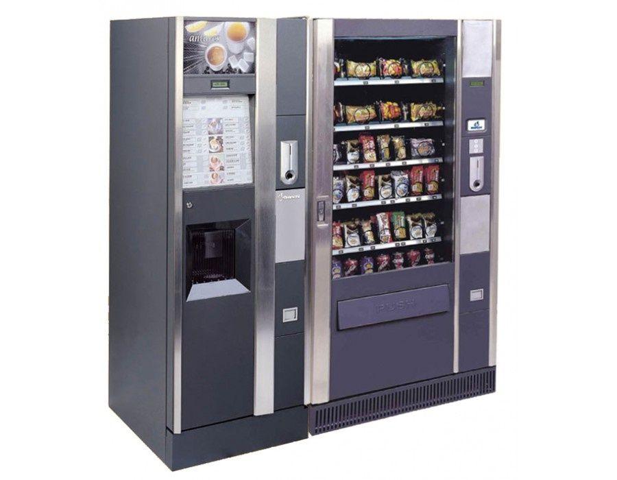 Поставяне на кафе автомати и вендинг