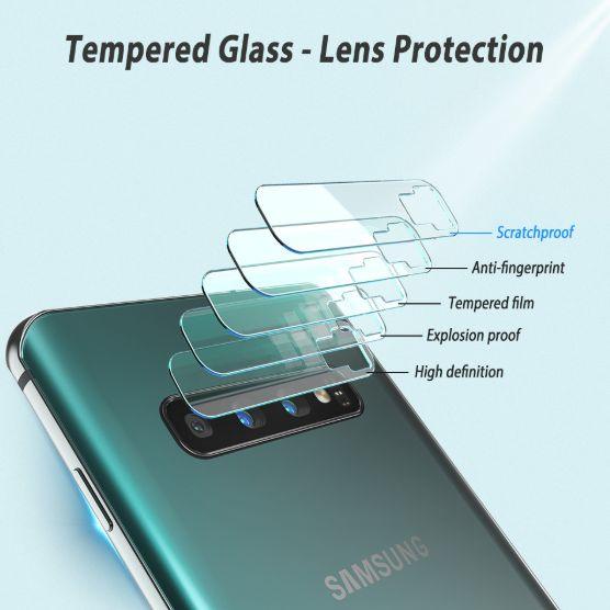Folie Samsung S10 Nano Sticla Camera foto Montaj Gratuit