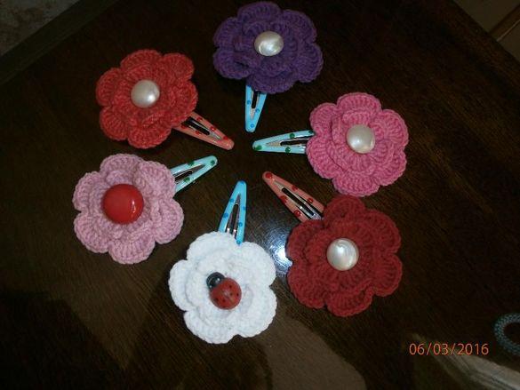 Тик так с цветя