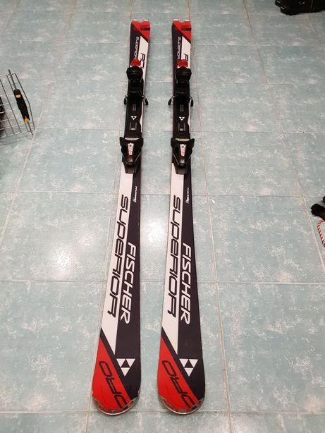 Ski fischer rc4 superior pro 180