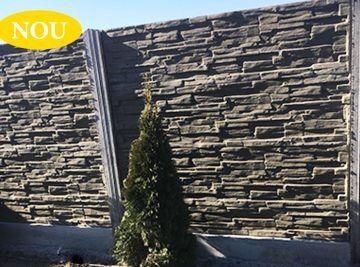 Gard /Beton/Stalpi/