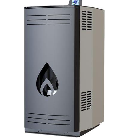 Termosemineu Greyko BIJOU 25kW display COLOR, sistem de curatare