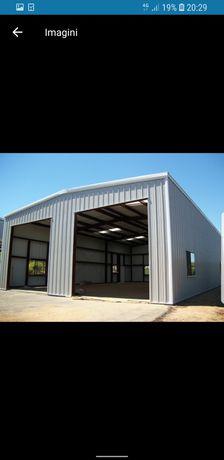 Hale și structuri metalice orice dimensiune dorita de clienti