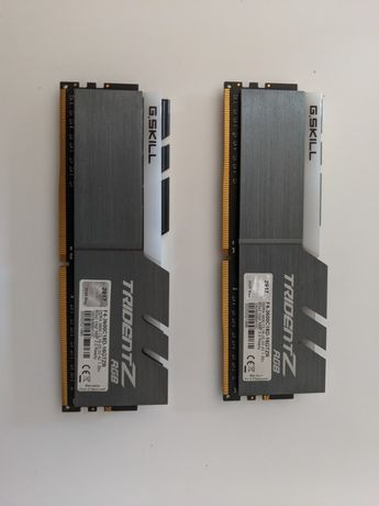 2x8gb G.Skill TridentZ RGB 3600mhz CL18, Samsung B-Die
