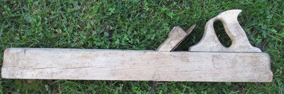Старо голямо дърводелско ренде