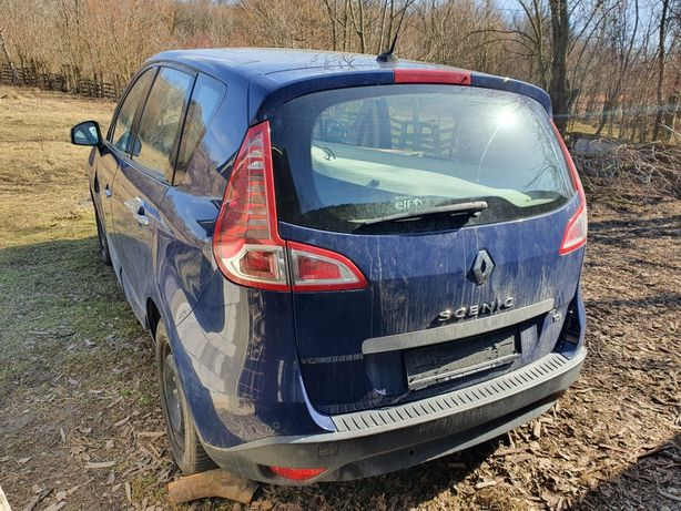 Dezmembrez Renault Scenic 3 1.4 tce 2010 Euro 5