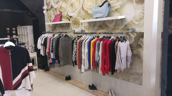 Продавам оборудване за магазин за дрехи