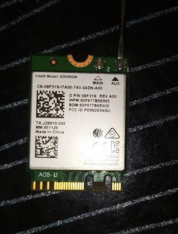 wi-fi адаптер Intel 8265NGW для Dell inspiron 15-7477