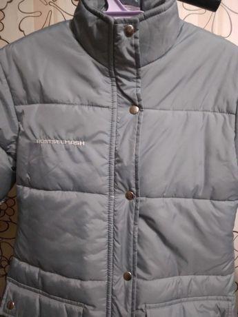 Женская зимнесезонная куртка