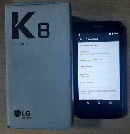 12.000! 4G Смартфон LG K8 X240