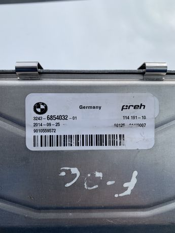 Calculator caseta spate Bmw F01 codul e in poza !